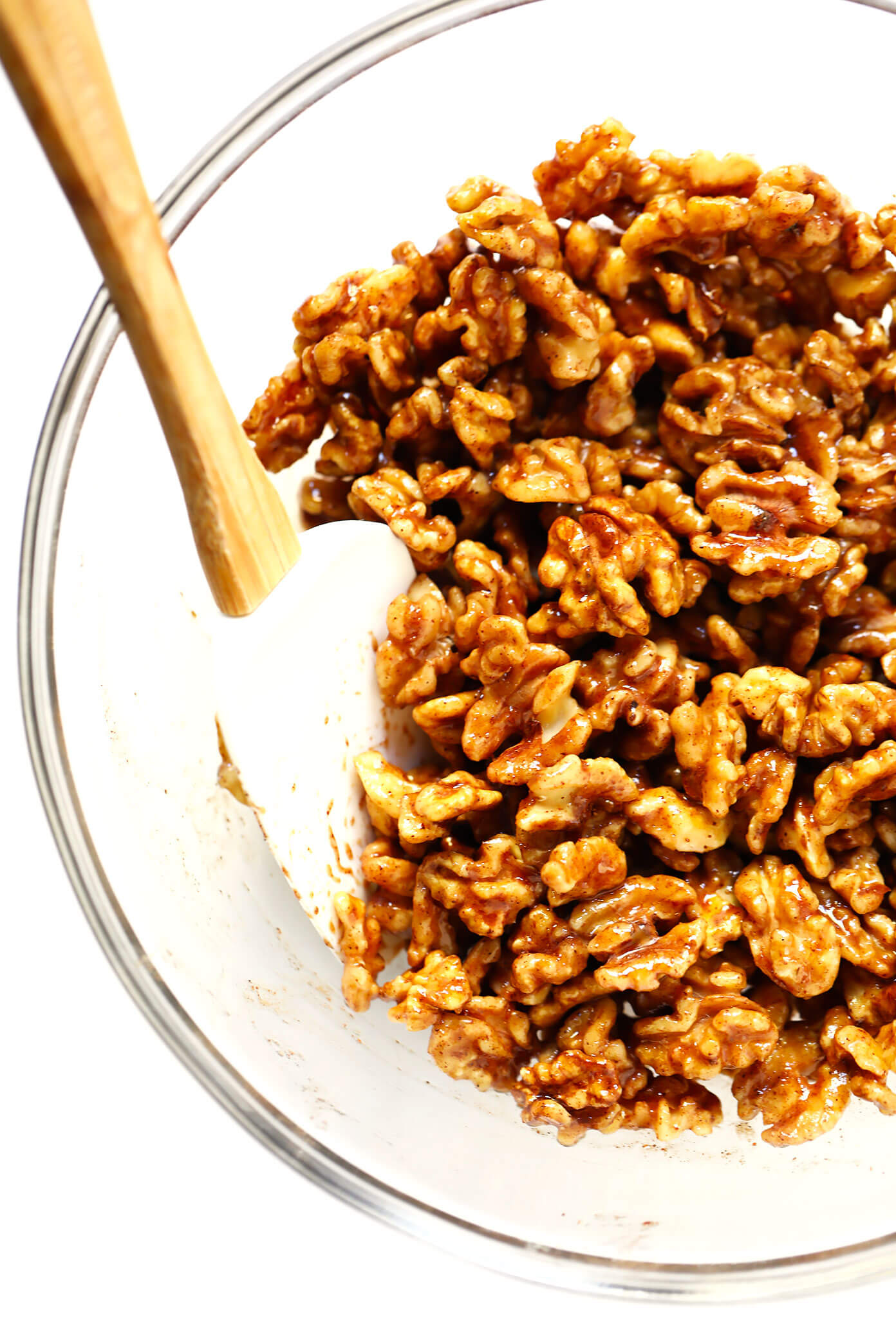 Candied Walnuts Ingredients