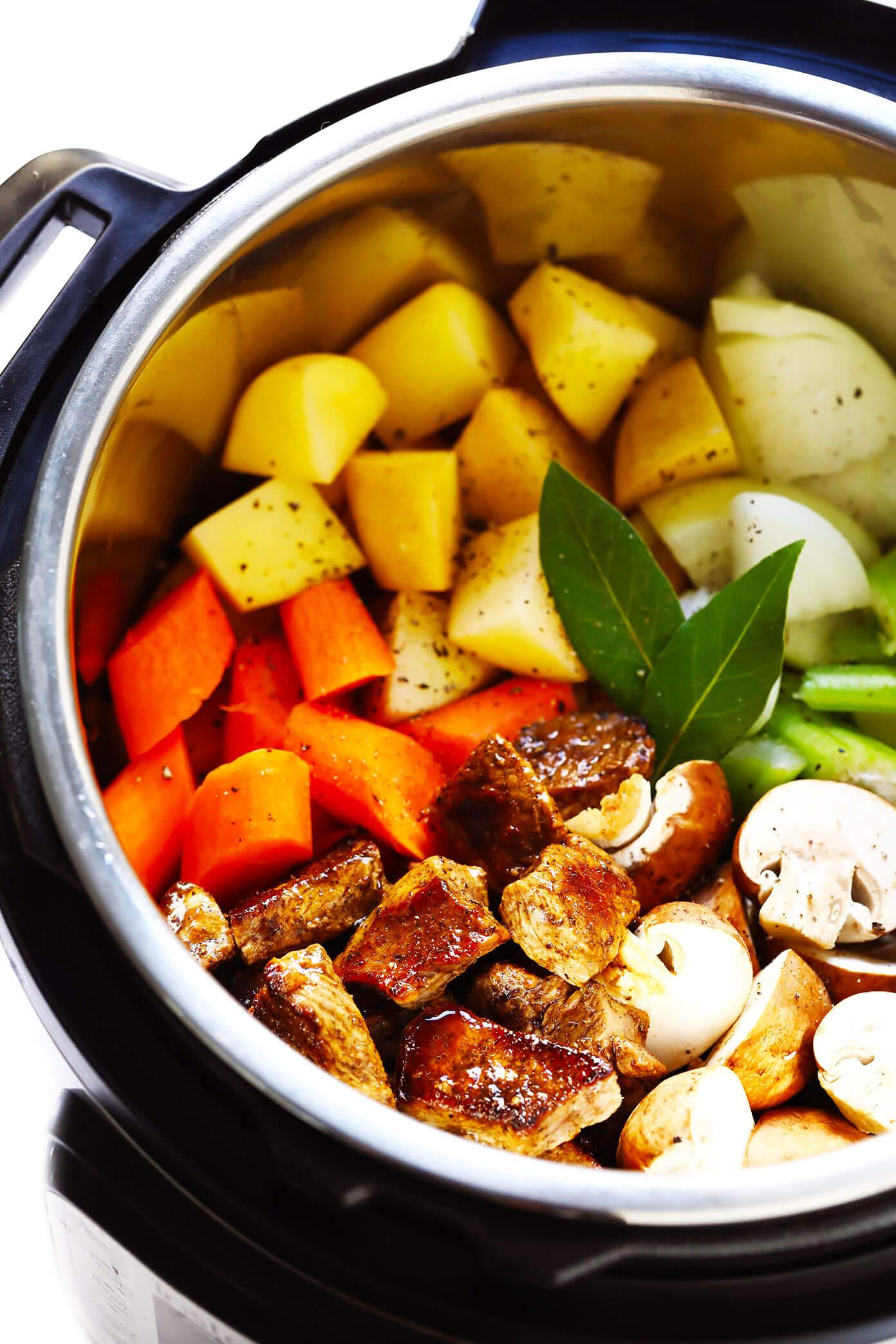The Best Beef Stew Ingredients