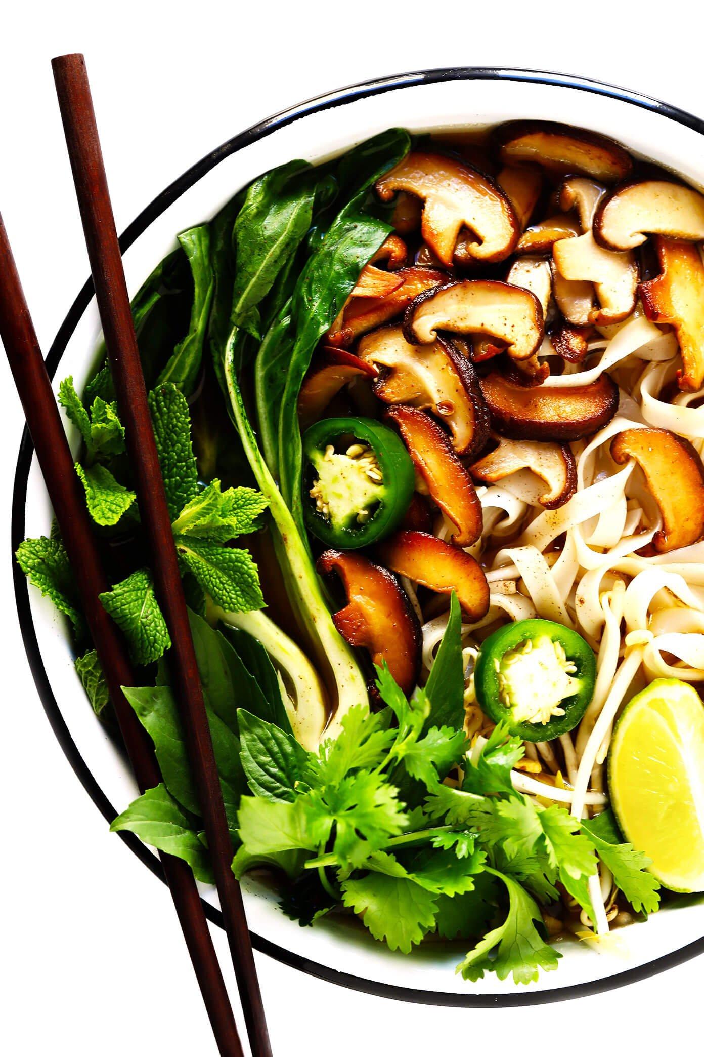 Vegan Pho Recipe