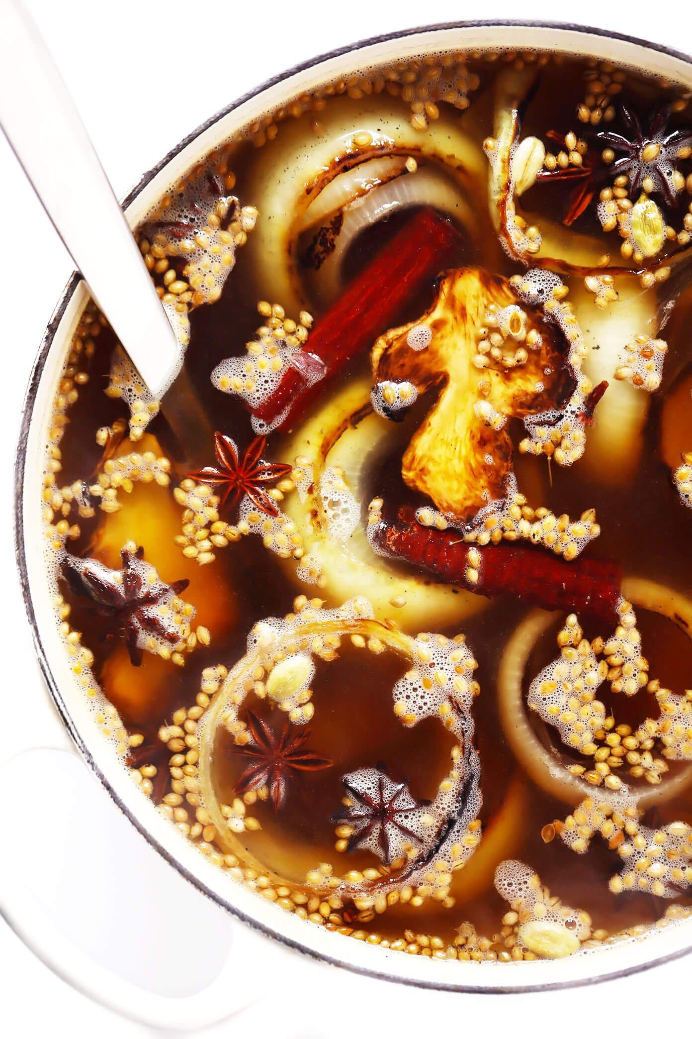 How To Make Pho Soup
