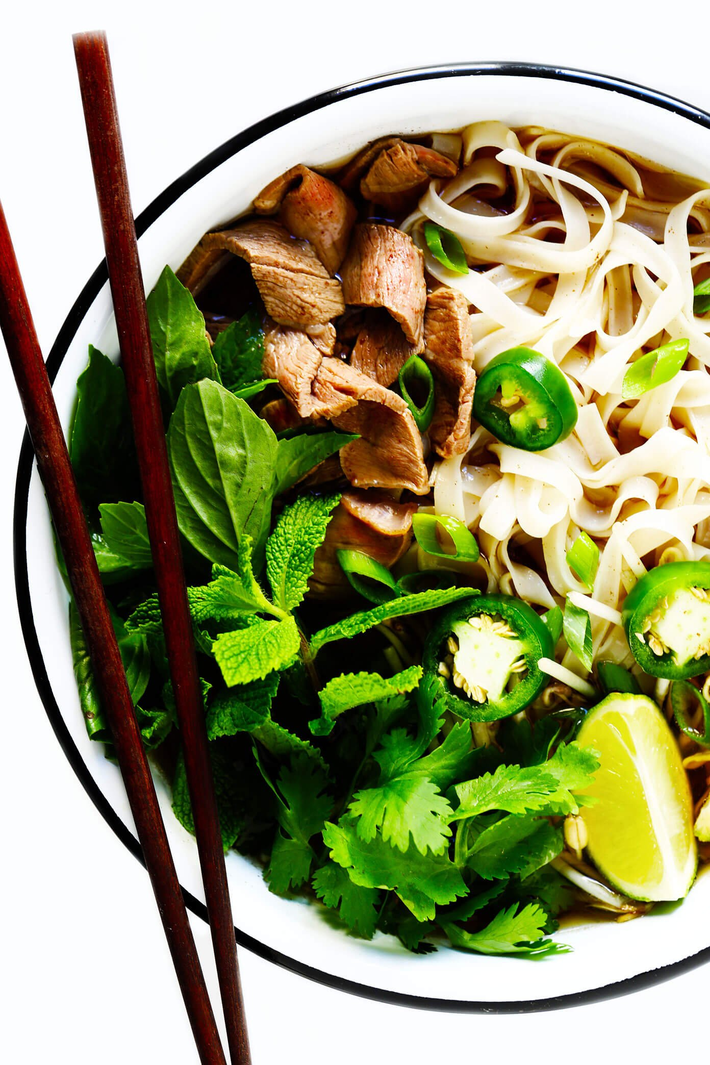 Pho Soup with Beef, Chicken, Pork or Shrimp