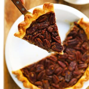 Pecan Pie (No Corn Syrup)