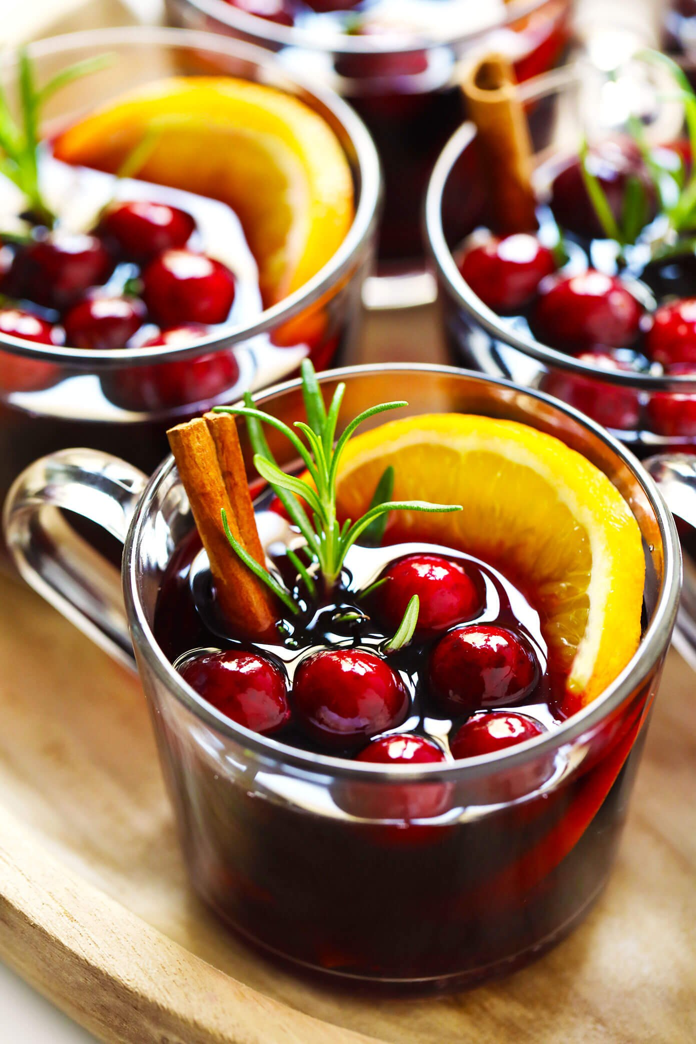 Cranberry Mulled Wine Recipe