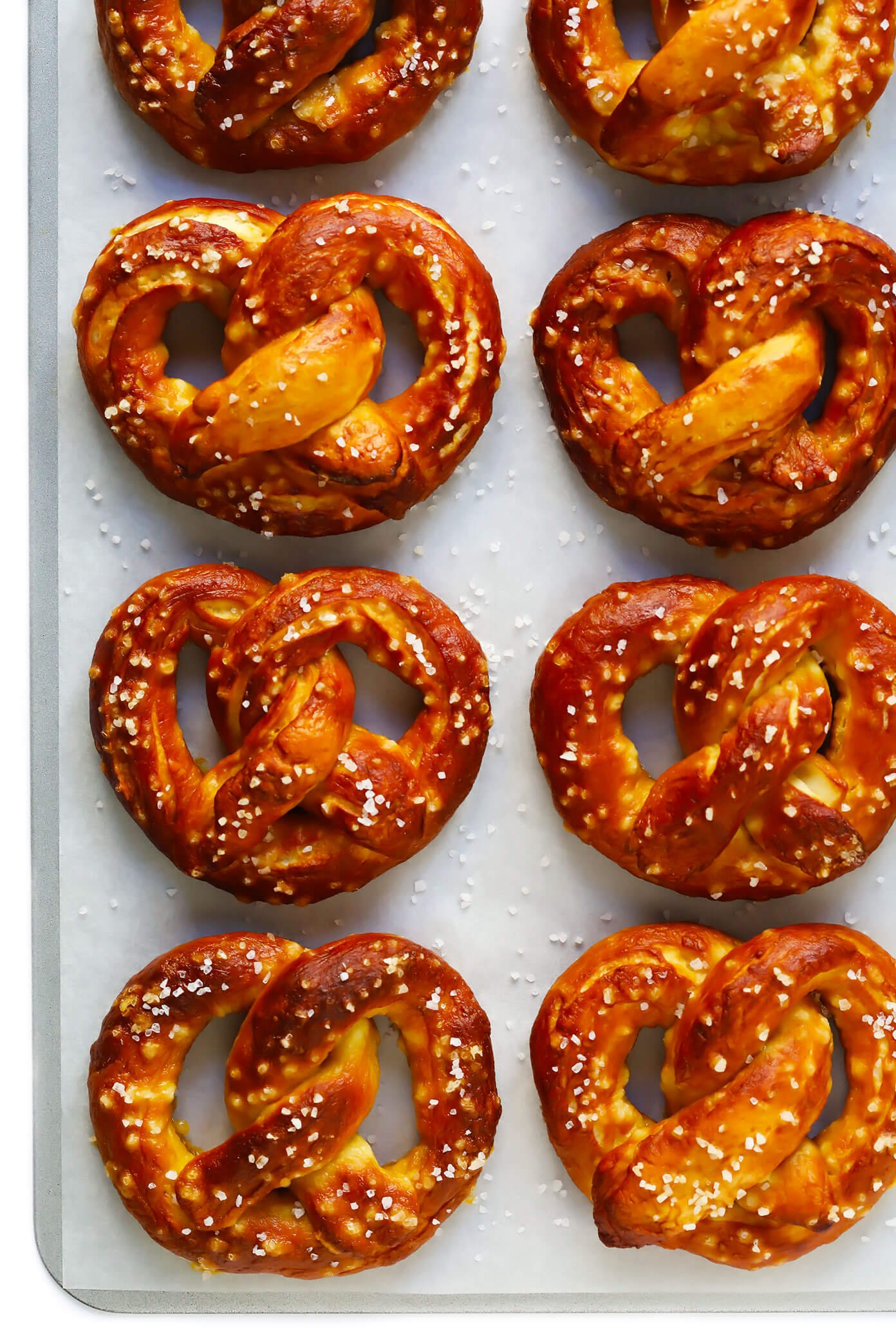 Buttery Soft Pretzels Favorite Family Recipes