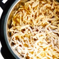 Instant Pot Shredded Chicken Recipe