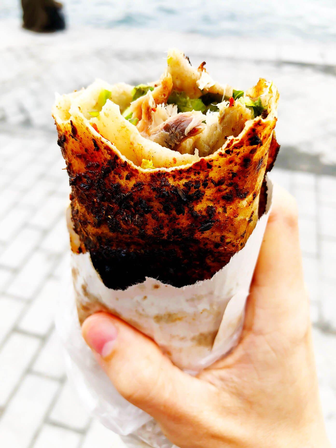 Balik ekmek in Istanbul
