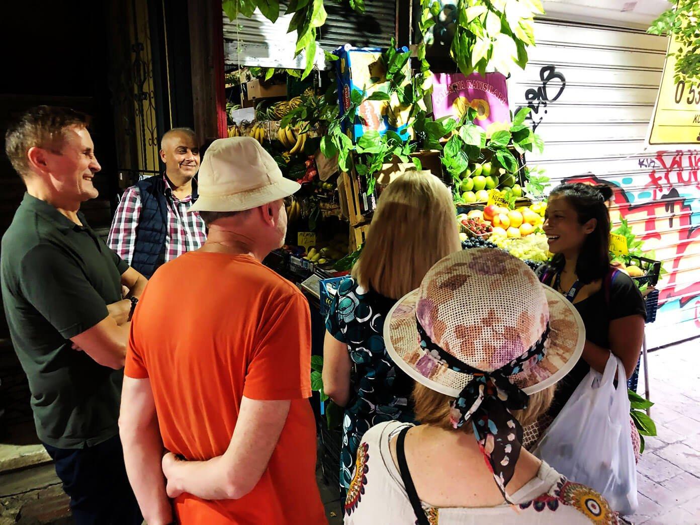 Culinary Backstreets Hidden Beyoglu Tour Istanbul Turkey