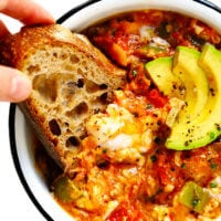 Menemen Recipe (Turkish Egg Scramble)