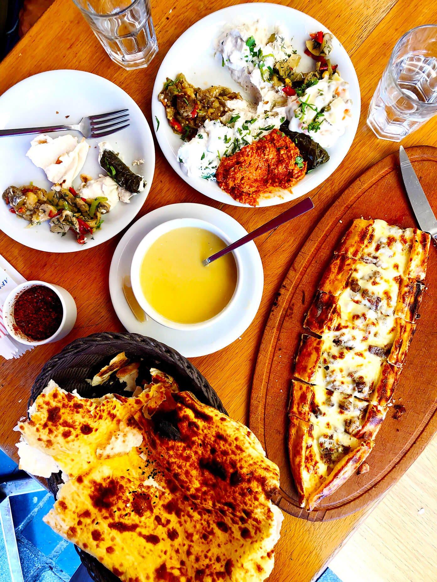 Istanbul Turkish Food