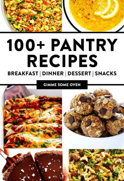 Pantry Recipes