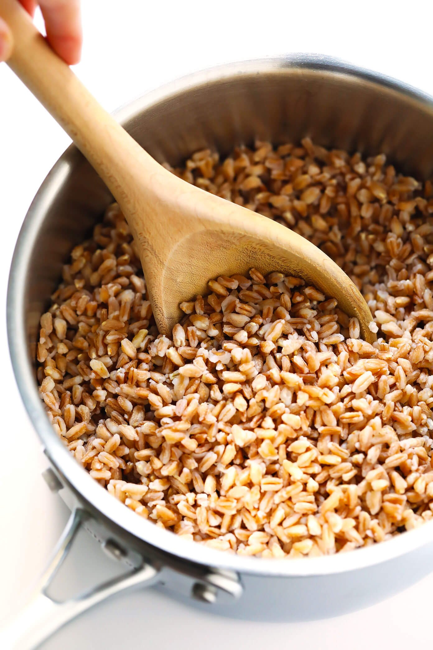 How To Cook Farro (Recipe and Tips