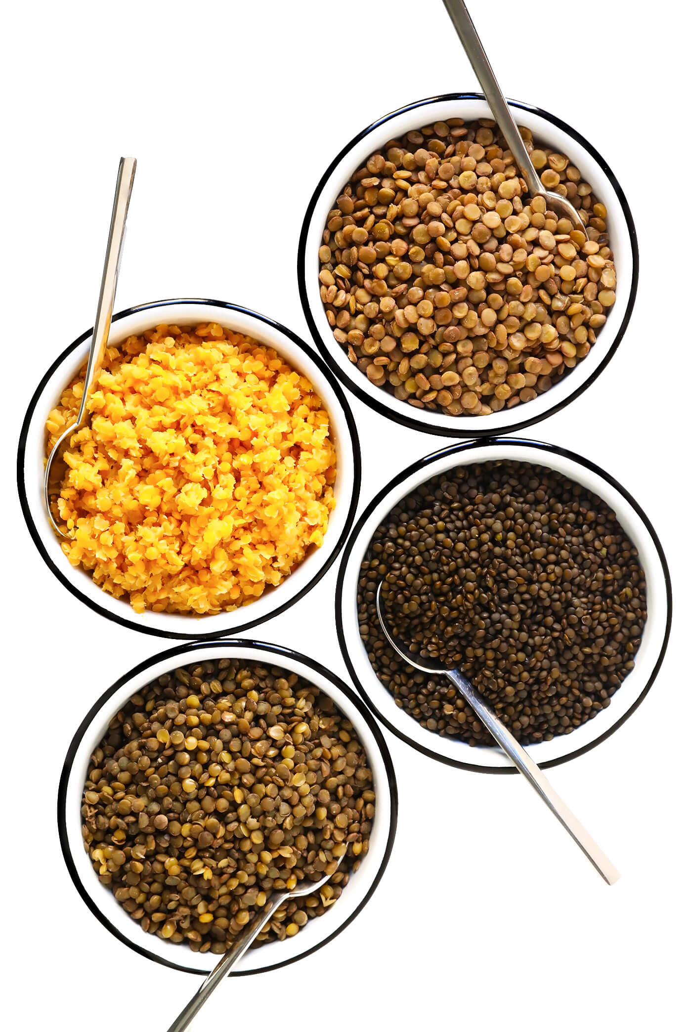 How To Cook Lentils (Red, Black, Brown, Green, or French Lentils)