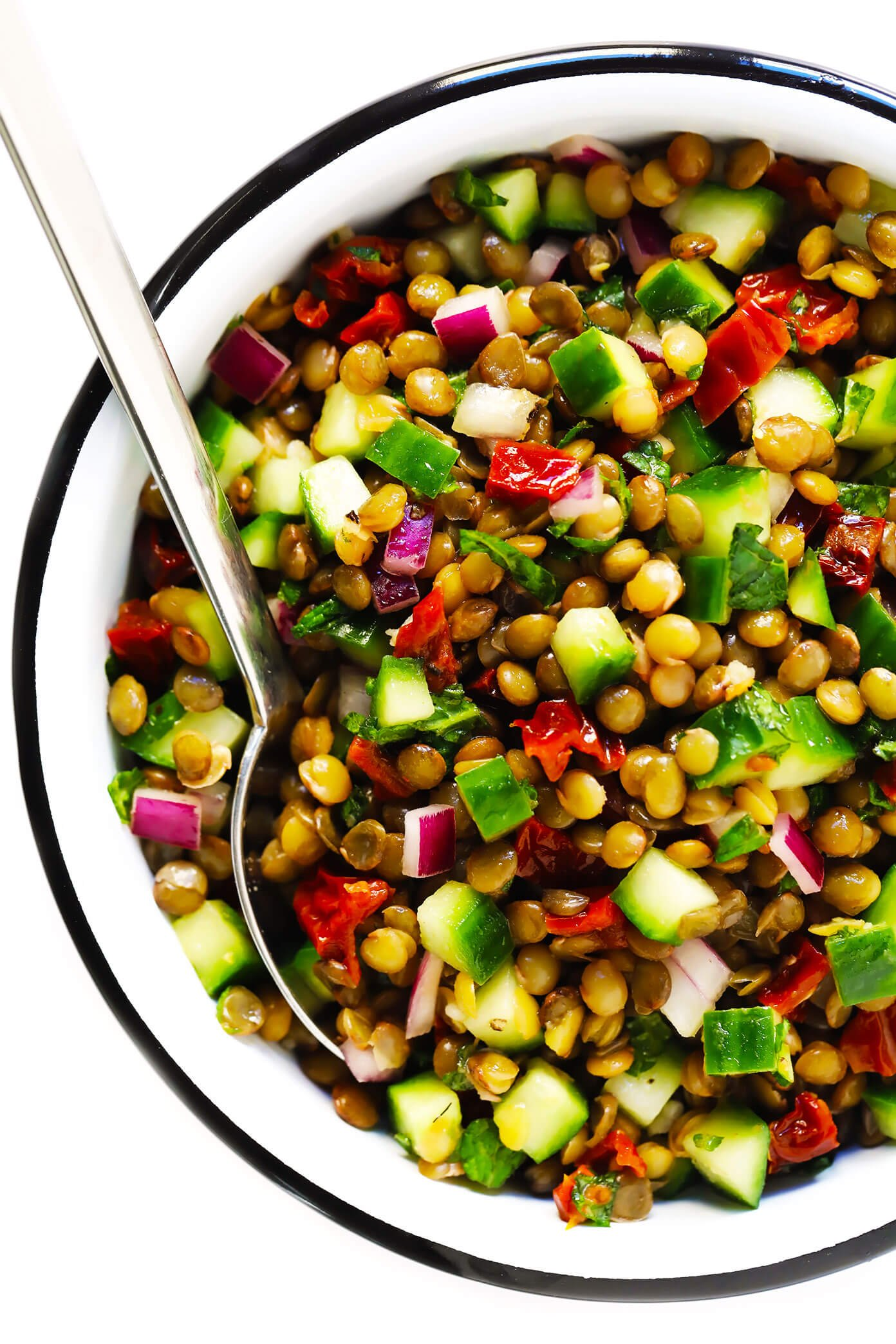 Lentil Salad Favorite Family Recipes