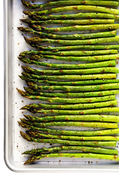 Roasted Asparagus Recipe