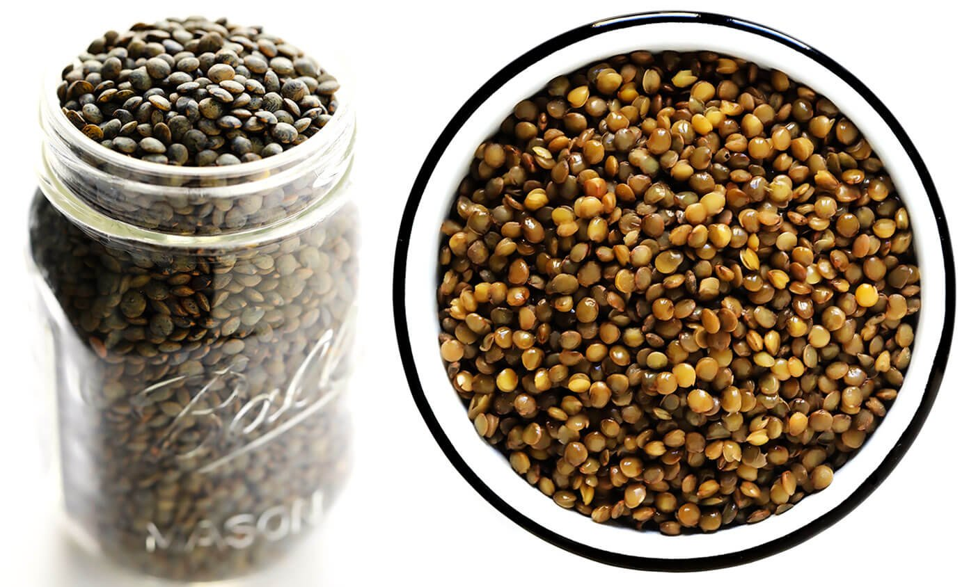 How To Cook French Lentils (Lentils de Puy)