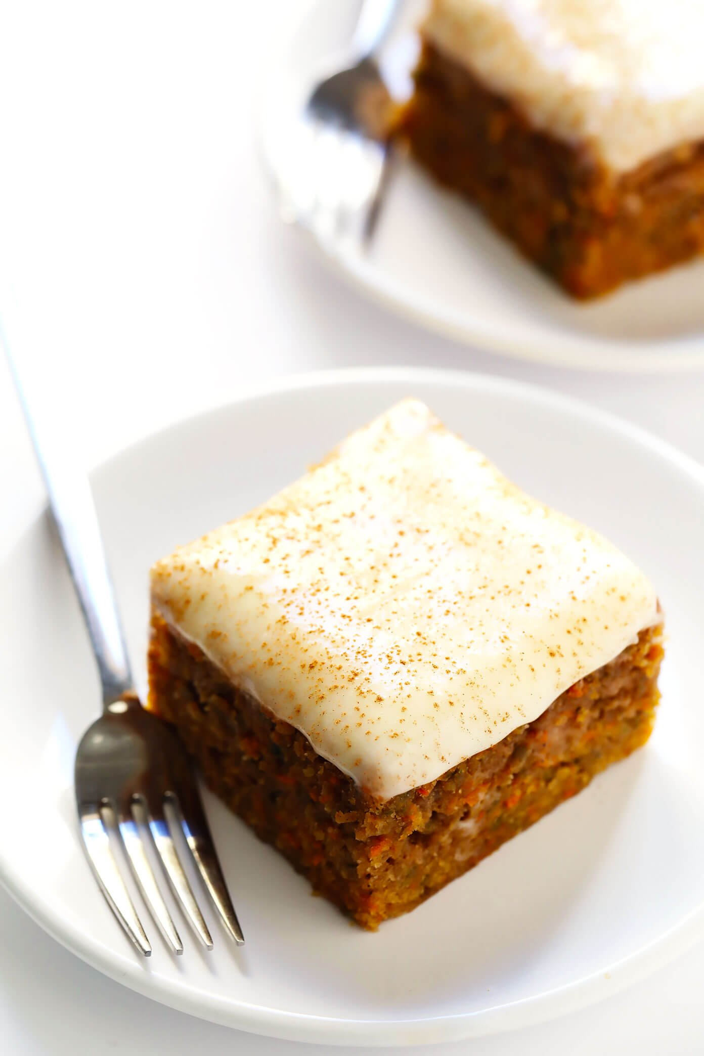 Carrot Cake Bars with Cream Cheese Frosting Recipe