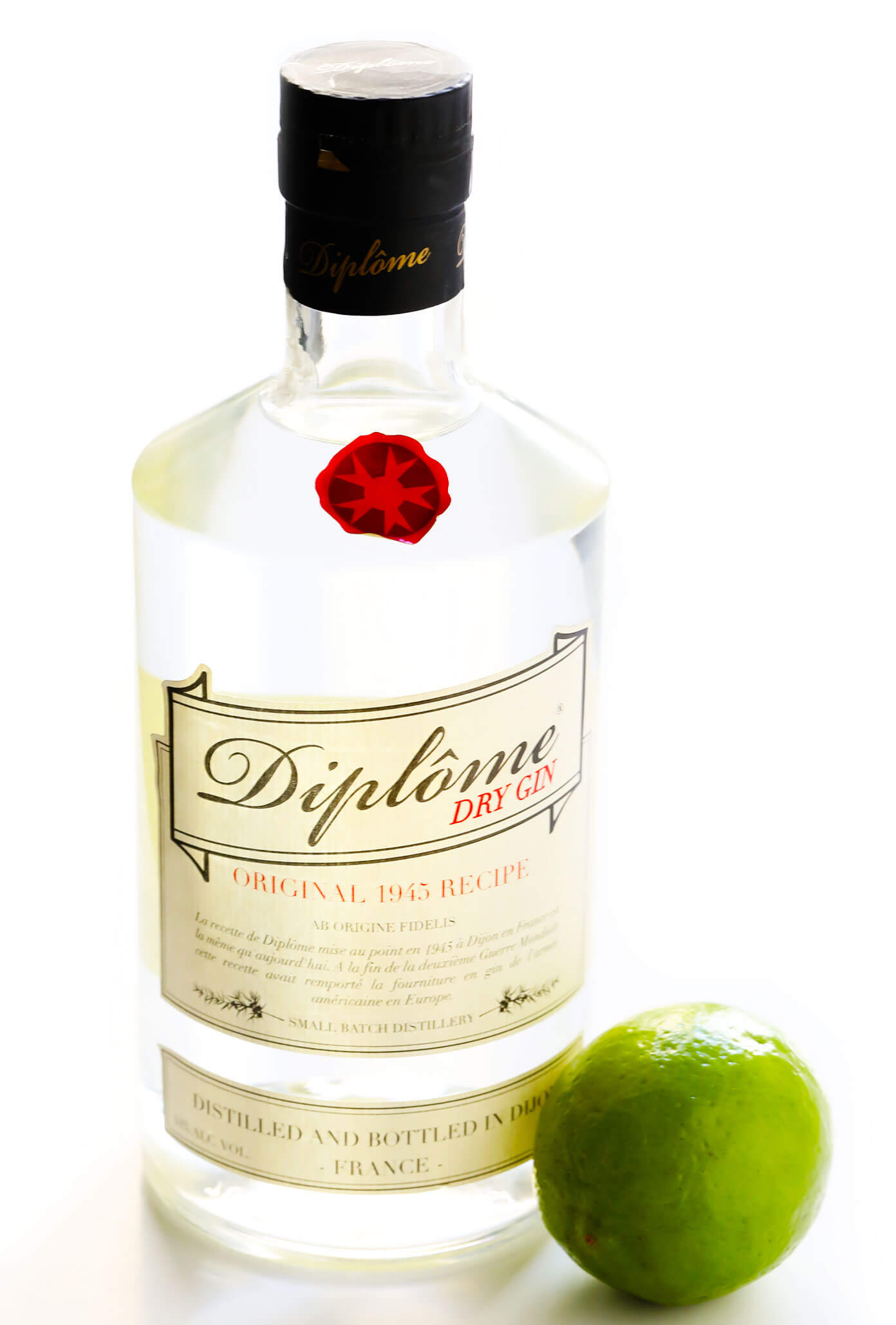 Gin Gimlet Ingredients