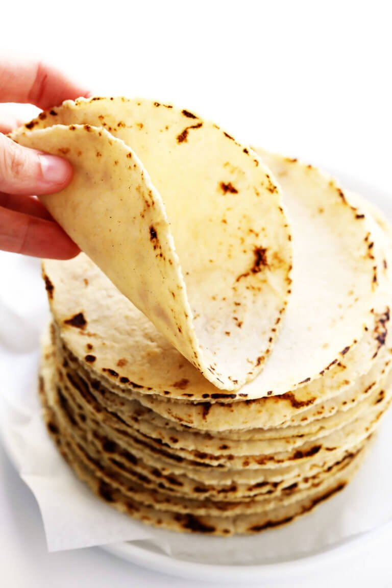 Homemade Corn Tortillas Gimme Some Oven