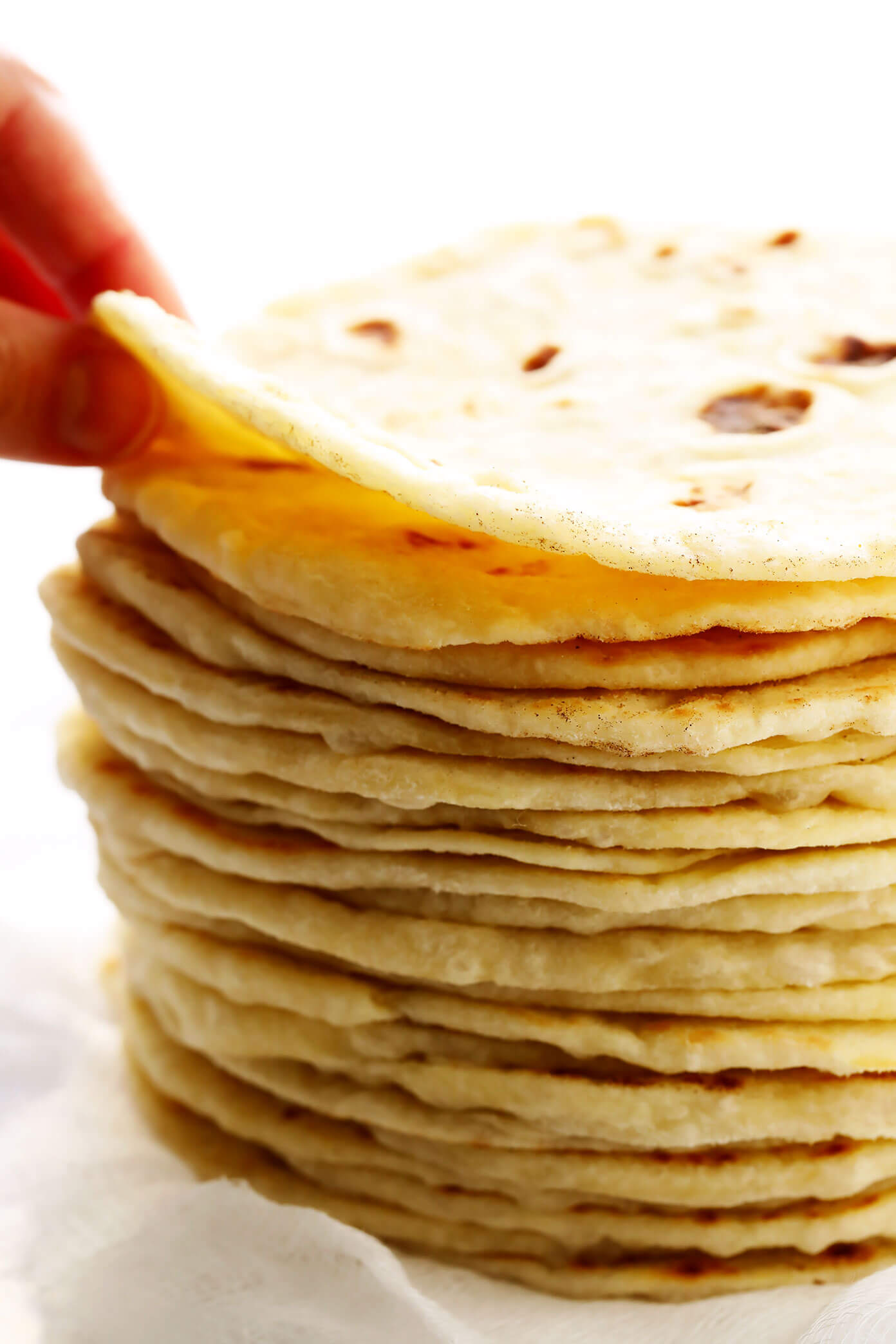 Flour Tortillas Favorite Family Recipes