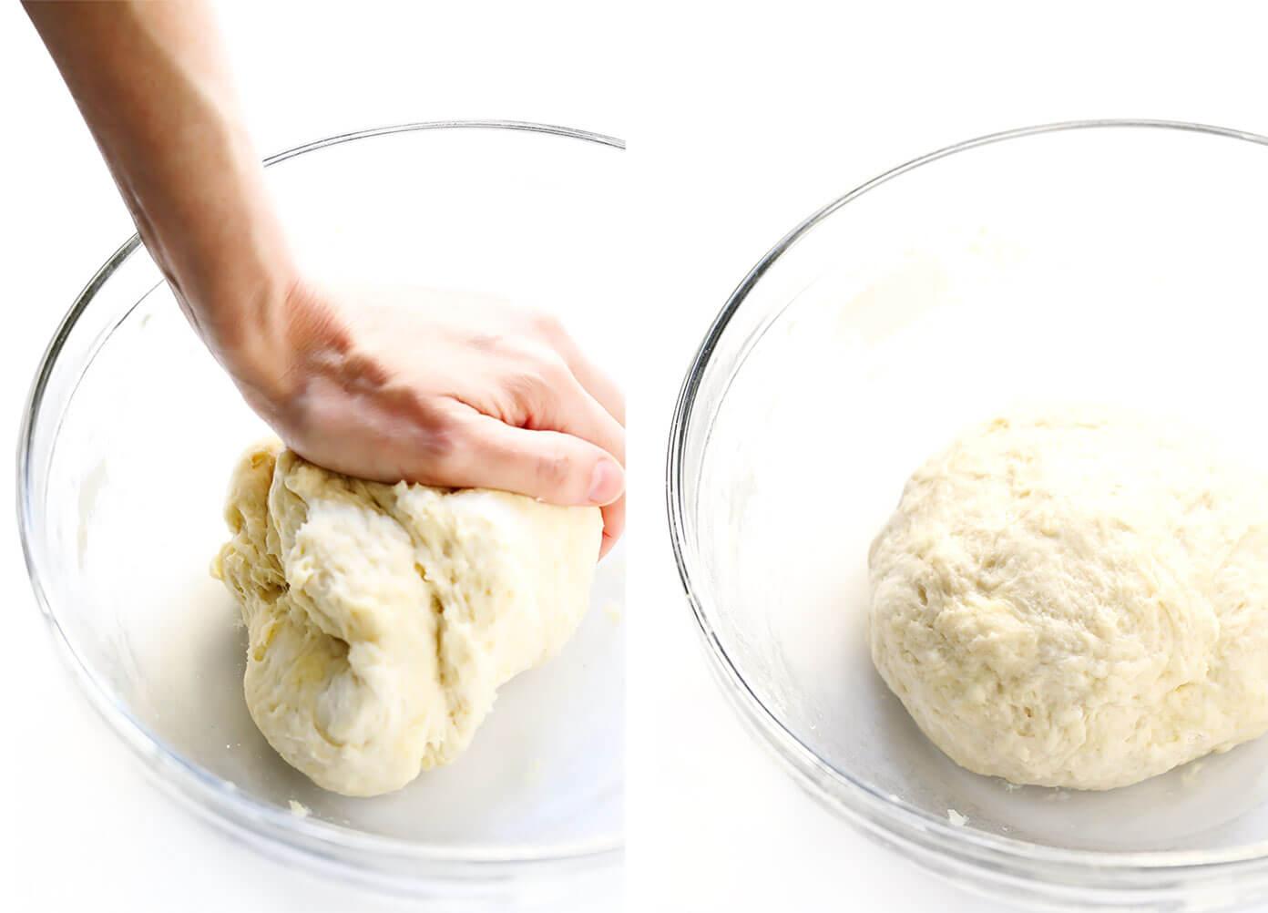 Flour Tortilla Dough