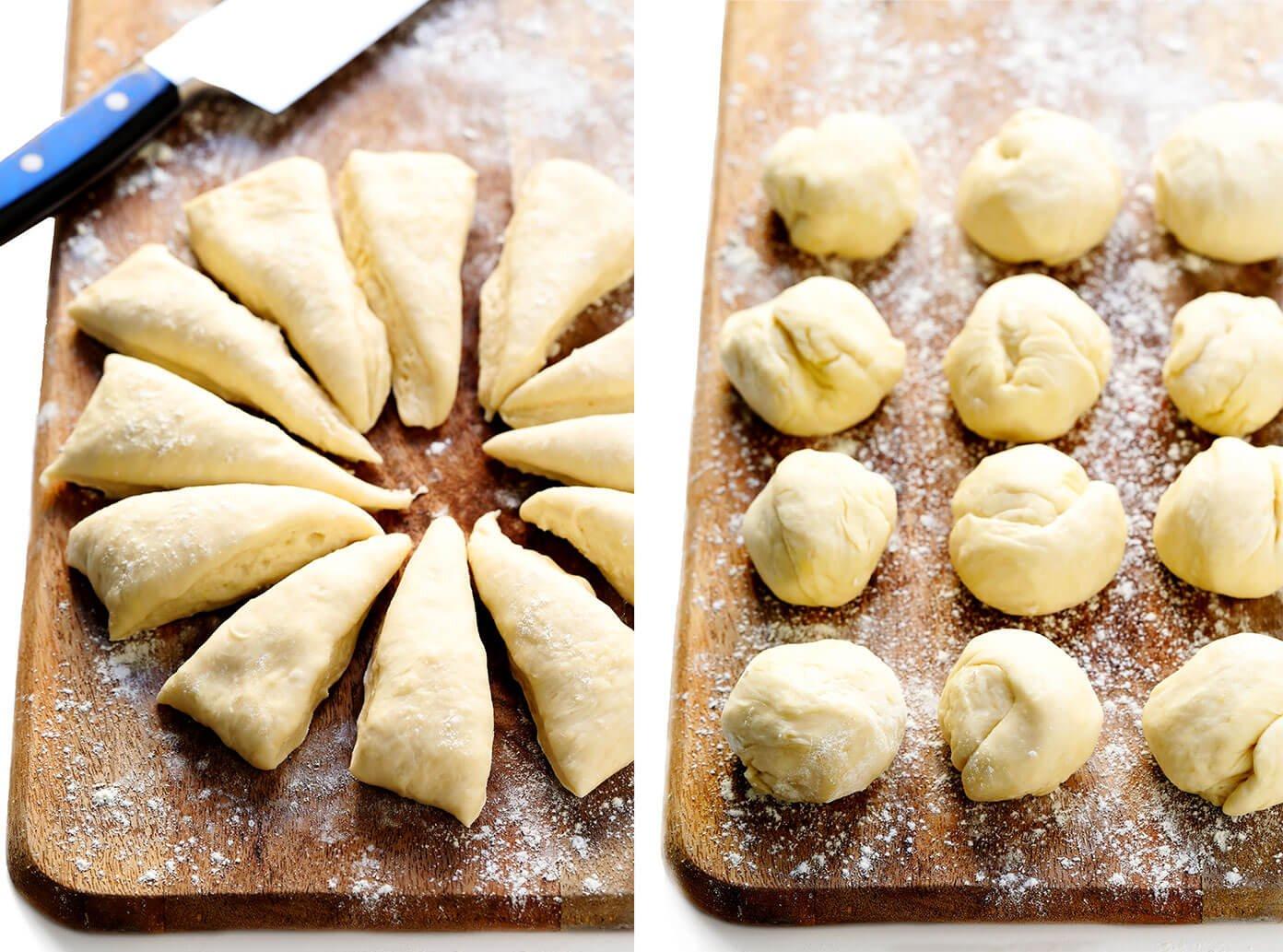 Homemade Tortilla Dough