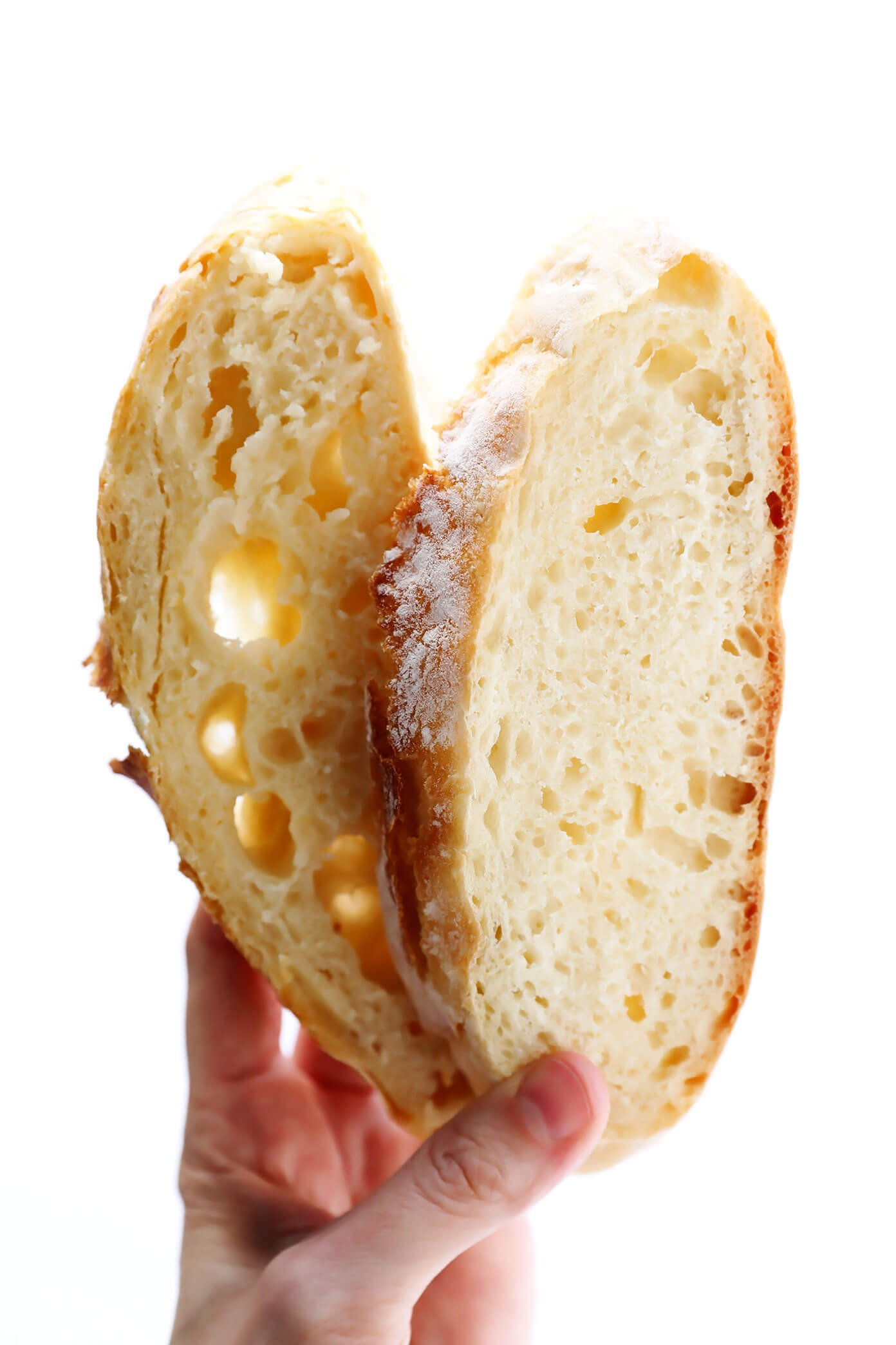 Traditional and Faster No Knead Bread Recipes