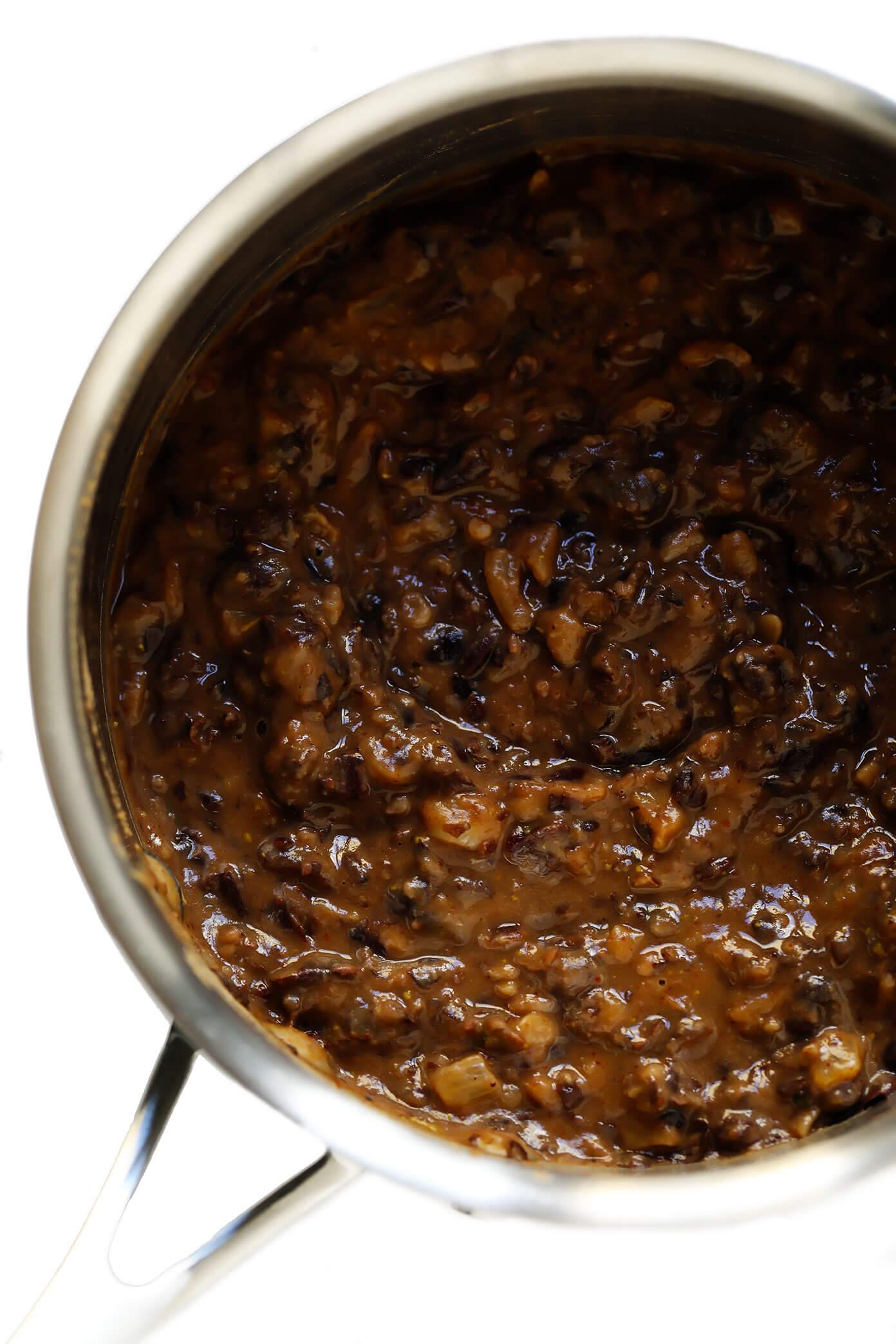 Refried Black Beans Recipe