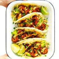 Easy Shrimp Tacos Recipe