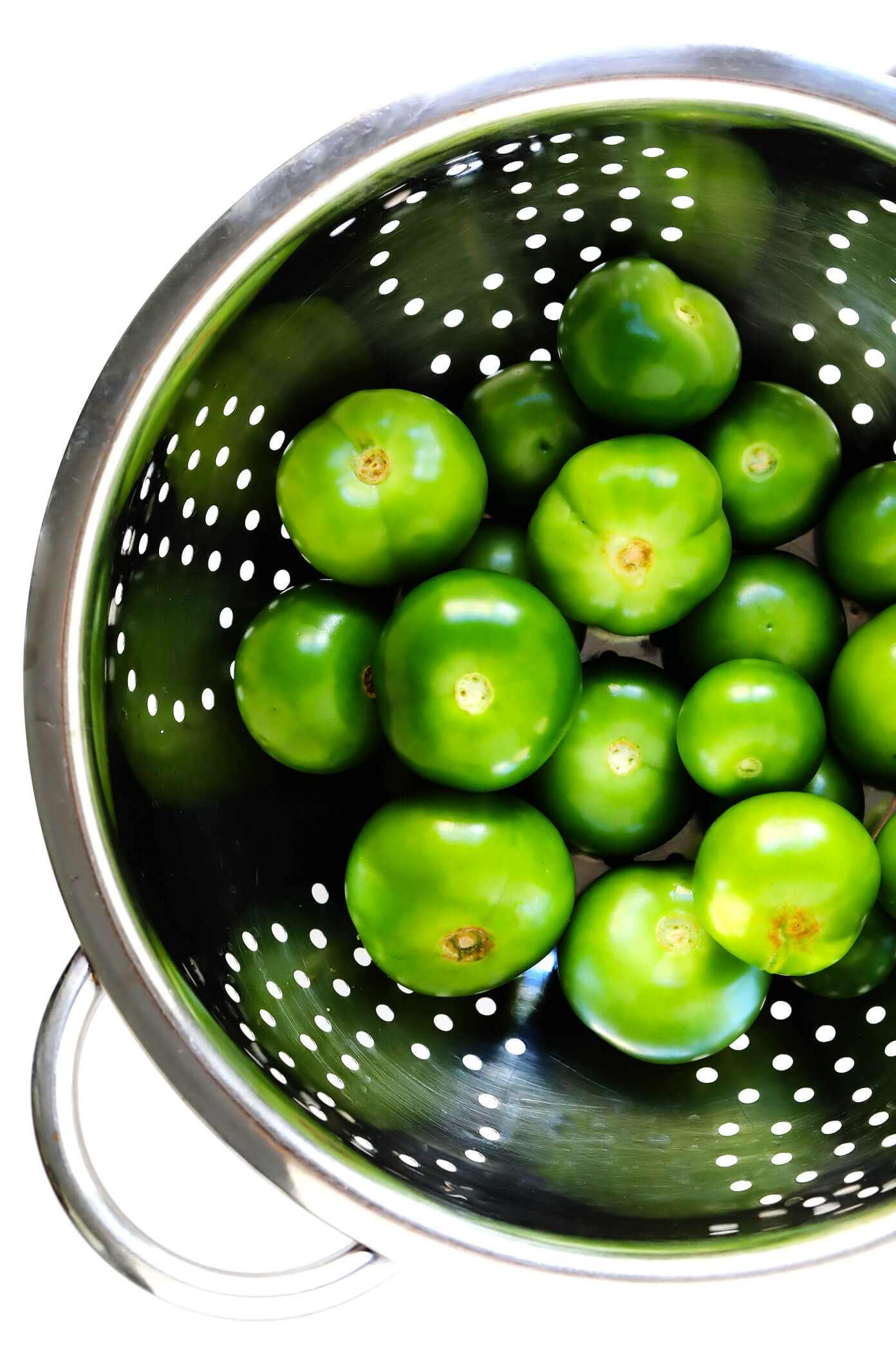 Tomatillos frescos