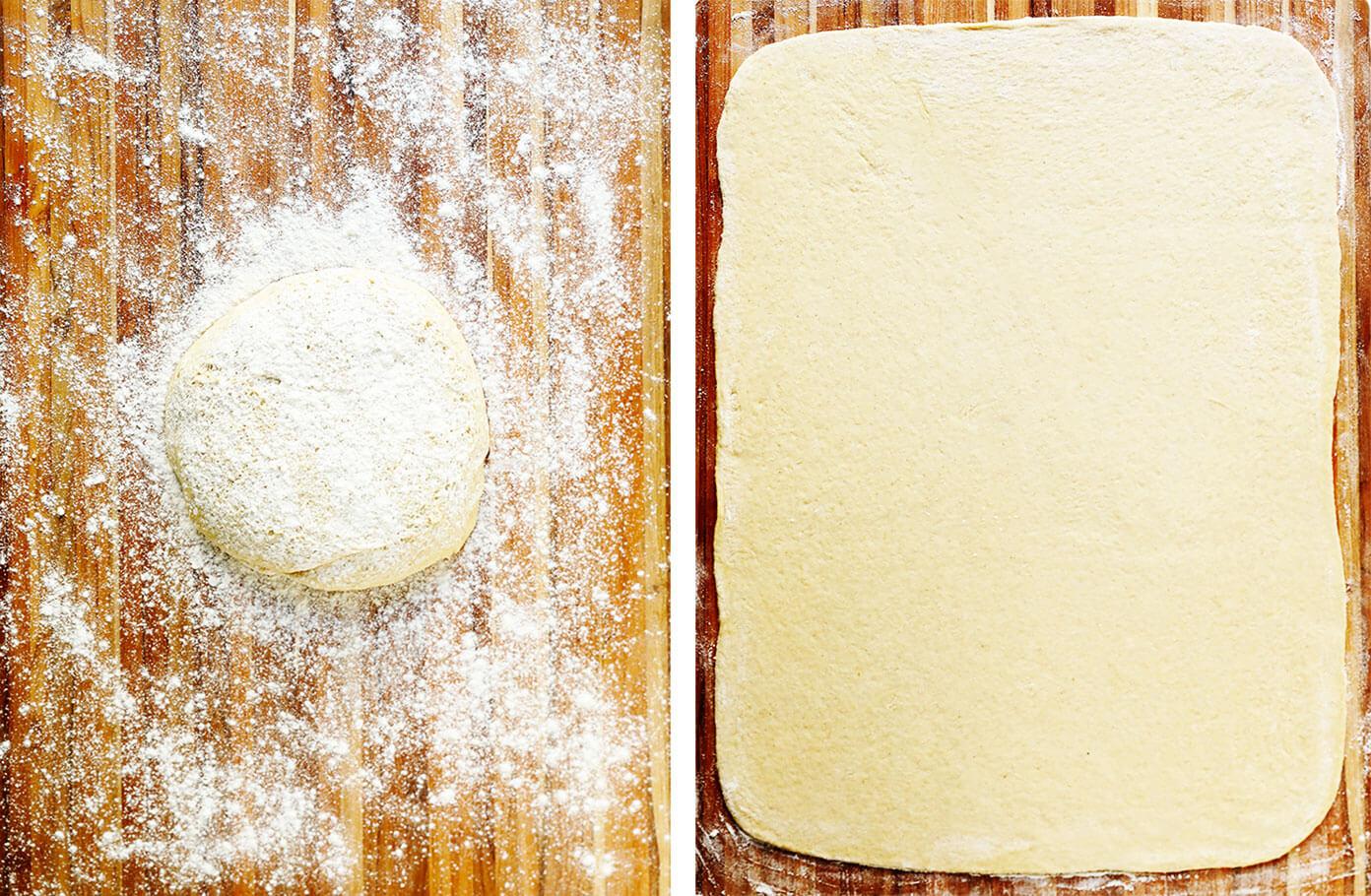 How To Make Swedish Cinnamon Bun Dough