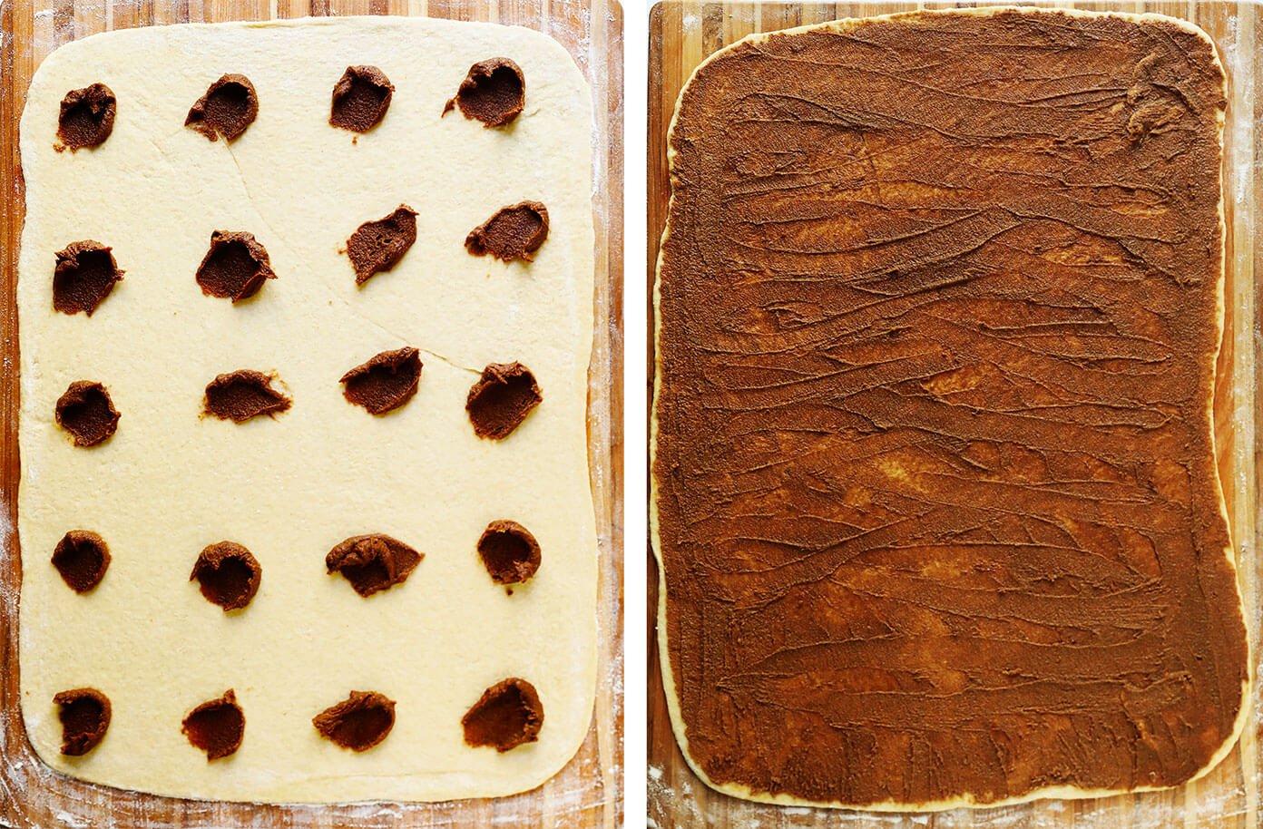 Swedish Cinnamon Bun Filling