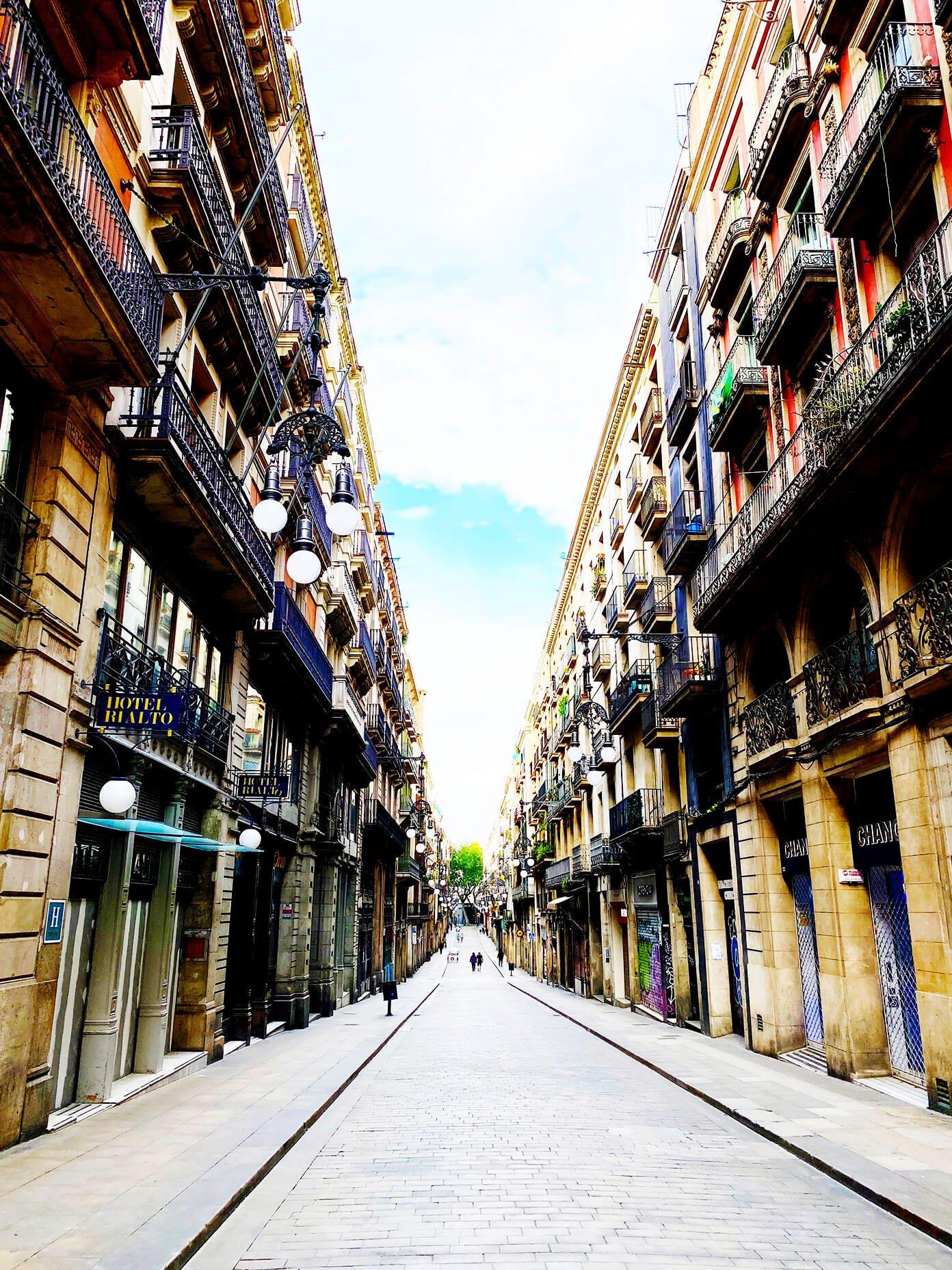 El Gotico Barcelona