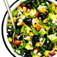 Blueberry Corn and Avocado Salad Recipe