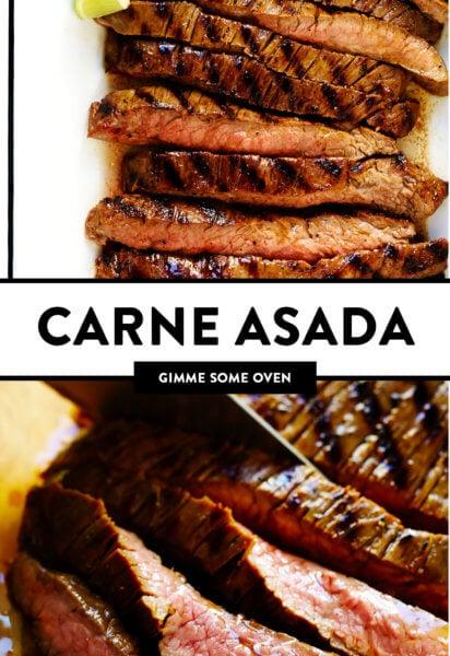 A MELHOR Receita de Carne Asada (tão saborosa!) 2