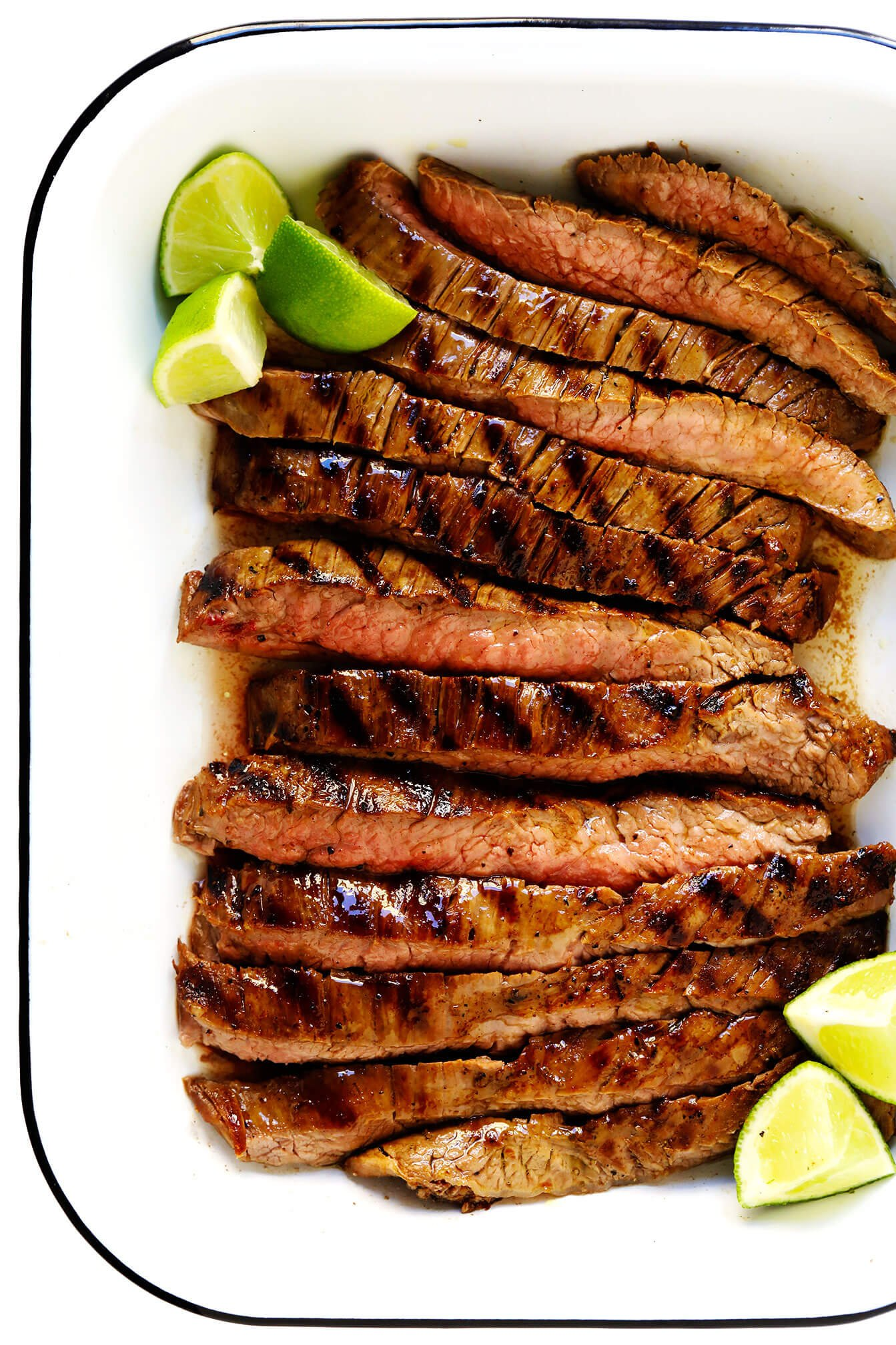 Carne Asada (Steak grillé mexicain)