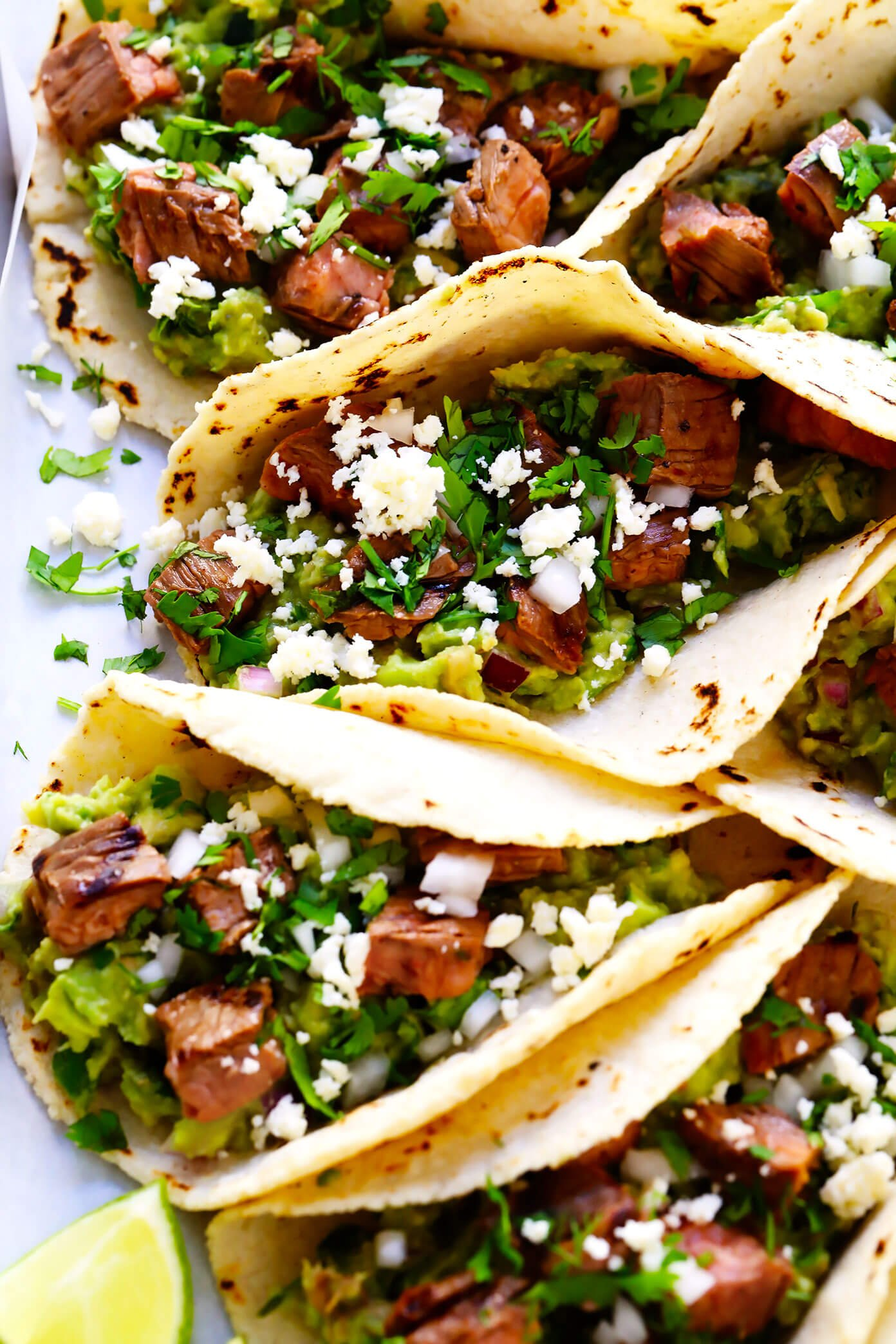 Carne Asada (Grilled Steak) Tacos