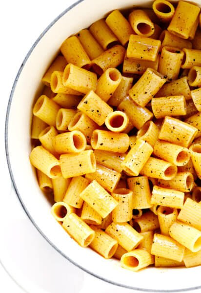 Brown Butter Lemon Pasta Recipe
