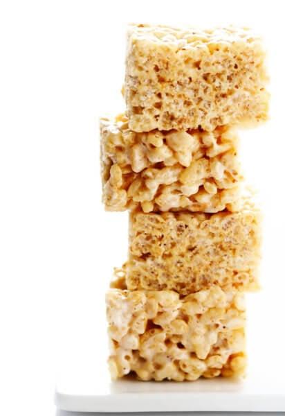 Next-Level Rice Krispie Treats