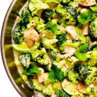 Coconut Lime Chicken and Broccoli Recipe