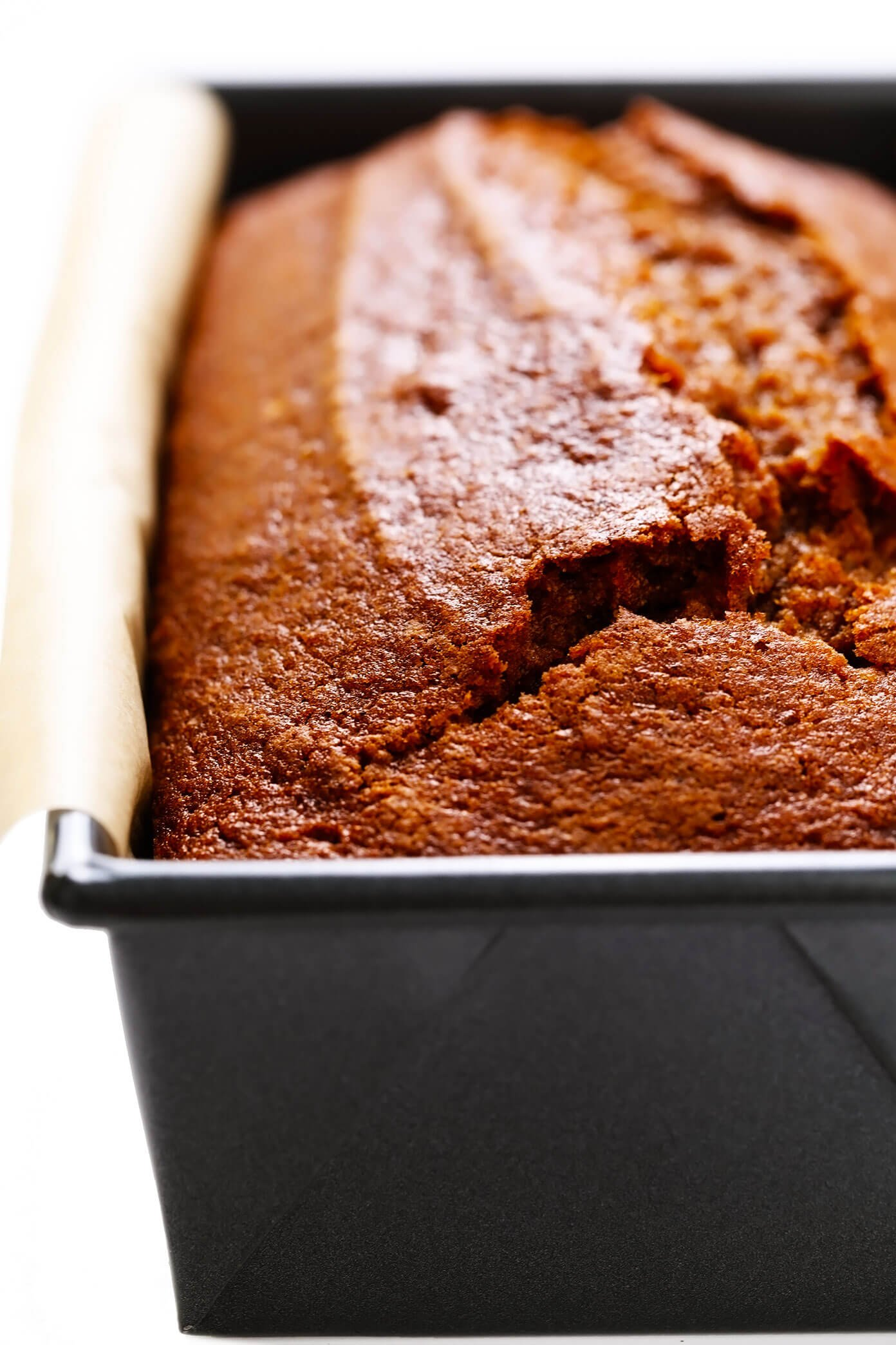 Pumpkin Bread in Pan