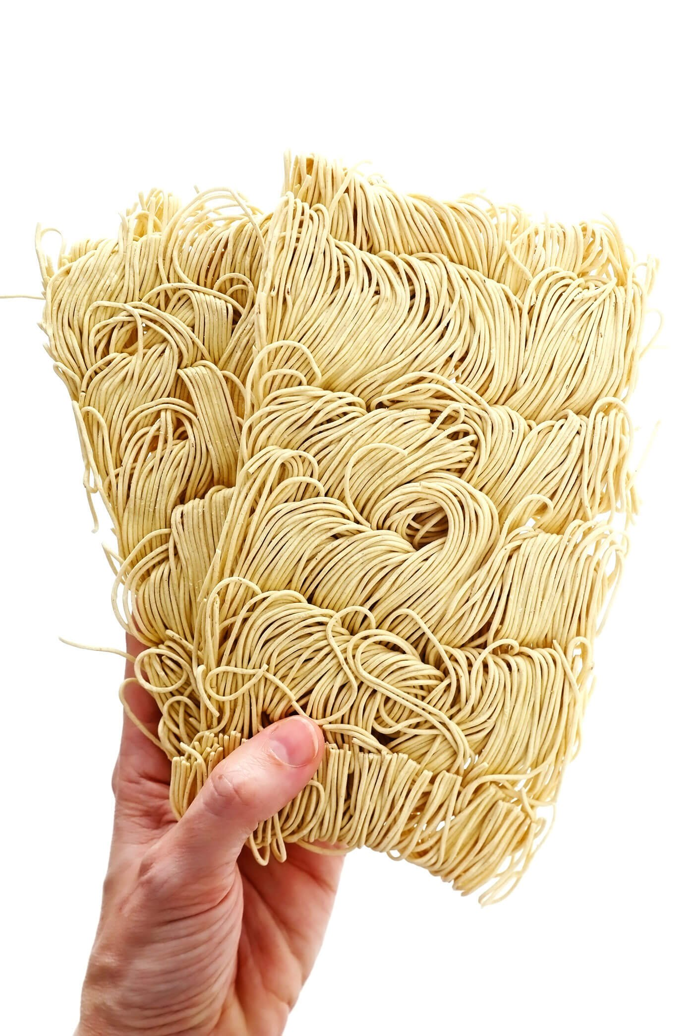 Chinese Chow Mein Noodles (Egg Noodles)