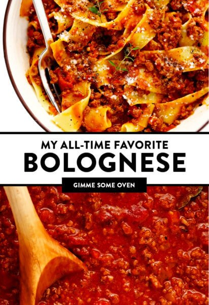 My All-Time Favorite Bolognese