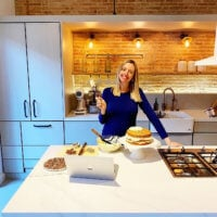 Ali Martin in Barcelona Kitchen