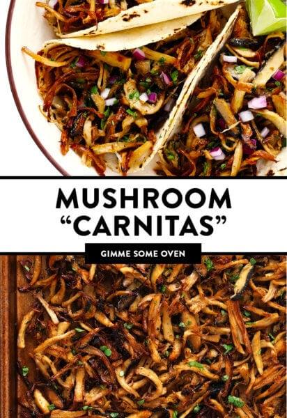 "Mushroom ""Carnitas"""