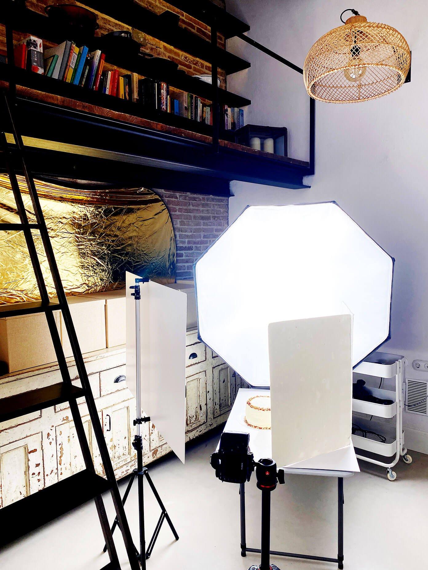 Artificial Lighting Setup