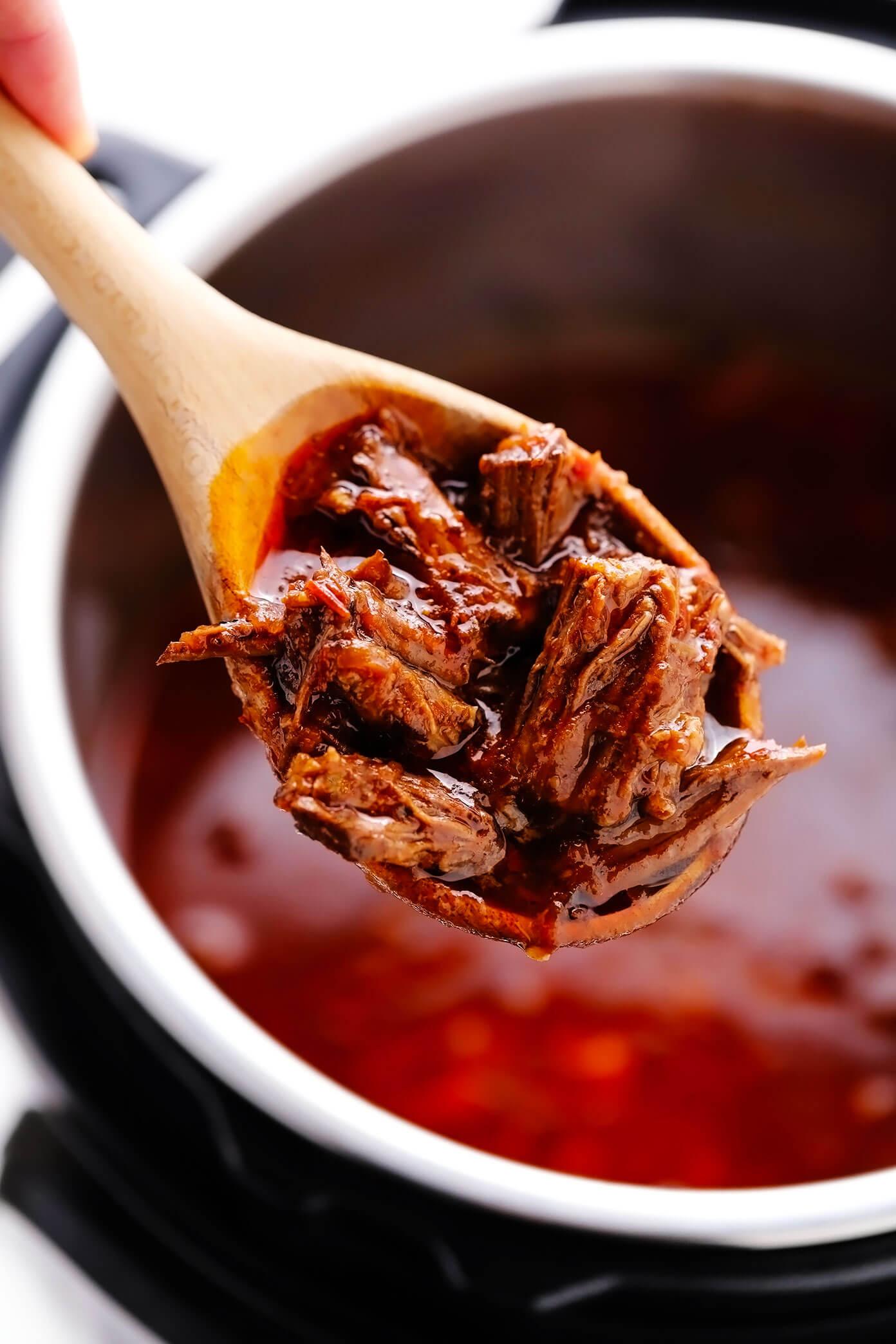 Instant Pot Birria de Res (Beef Stew)