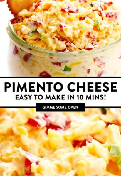 Pimento Cheese | Easy To Make In 10 Mins!