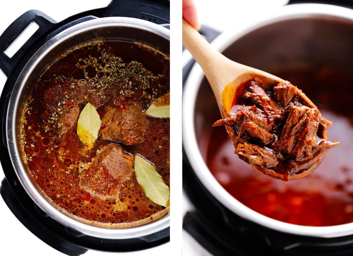 Birria Beef for Quesatacos