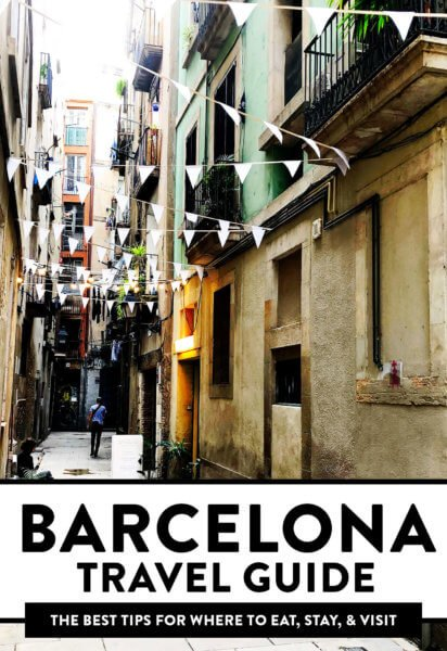 Barcelona Travel Guide | El Born