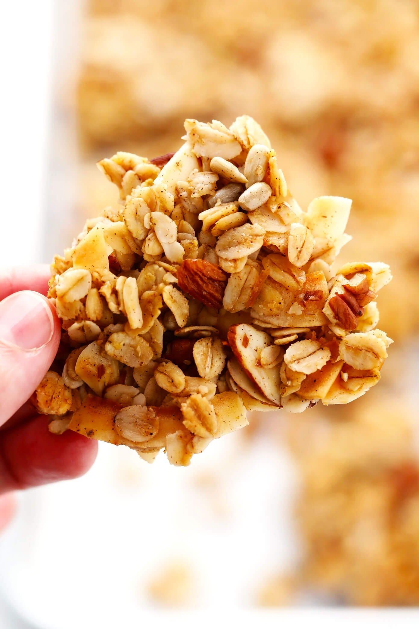 Crunchy Granola Chunk